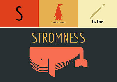 Digital Art - S Is For Stromness  by No Alphabet