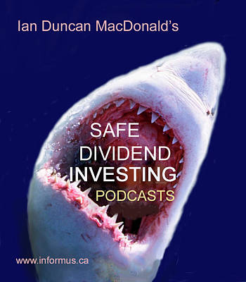 Granger Royalty Free Images - Safe Dividend Investing Royalty-Free Image by Ian MacDonald