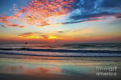 Water Droplets Sharon Johnstone - Sailors Delight by Phil Cappiali Jr