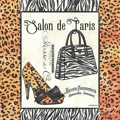 Royalty-Free and Rights-Managed Images - Salon de Paris 1 by Debbie DeWitt