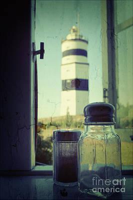 Photograph - Salt Shaker and Orskars Fyr by Naoki Takyo