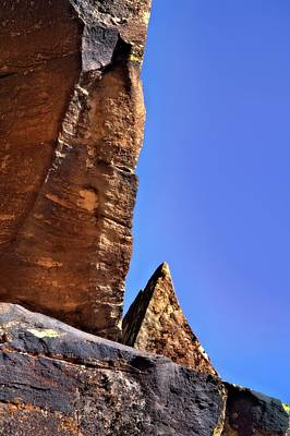 Ps I Love You - Sandstone Architecture by Heidi Fickinger