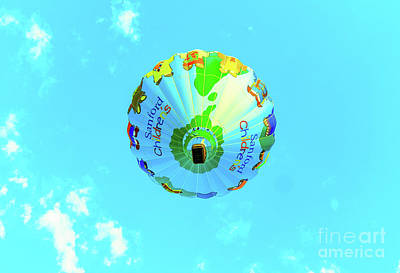 Royalty-Free and Rights-Managed Images - Sanford childrens balloon by Jeff Swan