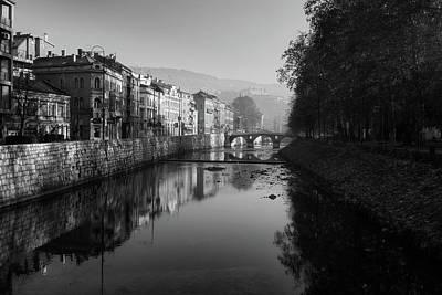 Photograph - Sarajevo in the morning by Bez Dan