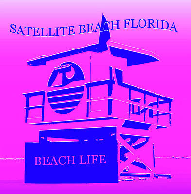 Royalty-Free and Rights-Managed Images - Satellite Beach Florida by David Lee Thompson