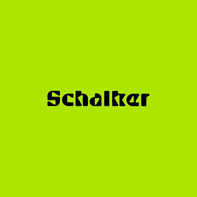 Royalty-Free and Rights-Managed Images - Schalker by TintoDesigns
