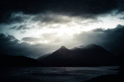 Photograph - Scotland Light by Philippe Sainte-Laudy