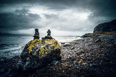 Photograph - Secret Beach by Philippe Sainte-Laudy