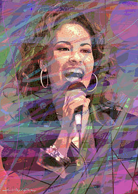 Royalty-Free and Rights-Managed Images - Selena by David Lloyd Glover