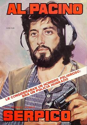 Royalty-Free and Rights-Managed Images - Serpico, 1973 by Stars on Art
