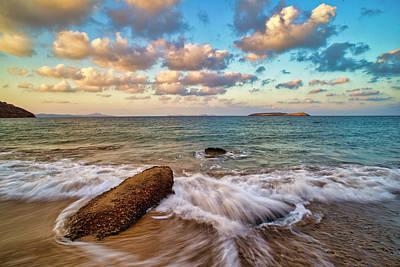 Photograph - Sescape by Manolis Tsantakis