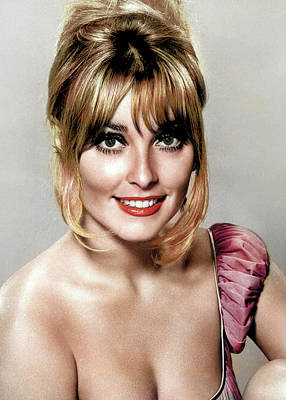 Royalty-Free and Rights-Managed Images - Sharon Tate photo by Stars on Art