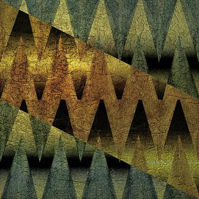 Digital Art - Shear by Mike Braun