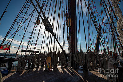 Photograph - Ships Ahoy by Debbie D Anthony