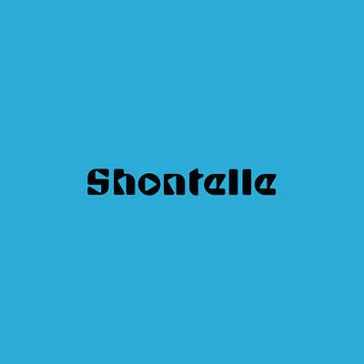 Royalty-Free and Rights-Managed Images - Shontelle by TintoDesigns