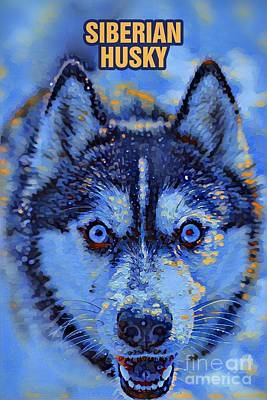 Travel Rights Managed Images -  Siberian Husky  Royalty-Free Image by Vicky Hanggara