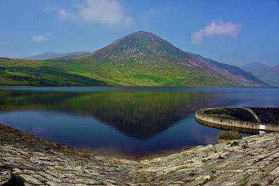 Science Collection Rights Managed Images - Silent Valley Reservoir  Royalty-Free Image by Neil R Finlay