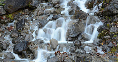Stocktrek Images - Silvery Flow by Whispering Peaks Photography