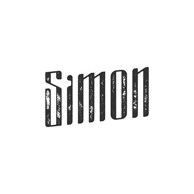 Abstract Expressionism - Simon by TintoDesigns