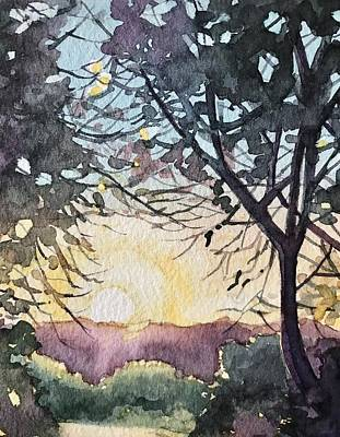 From The Kitchen - Simply Sunset by Luisa Millicent
