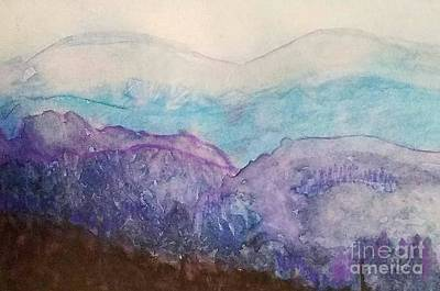 From The Kitchen - Smoky Mountains  by Rose Elaine
