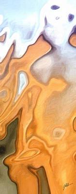 Digital Art - Snail eyes by Joaquin Abella