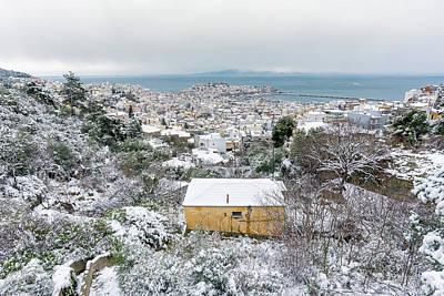 Photograph - Snow Veil by Elias Pentikis