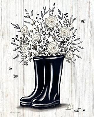 Sean - Sophisticated Farmhouse 2 by Elizabeth Robinette Tyndall