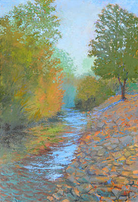 Painting - Southern Creek by Aaron Bowles
