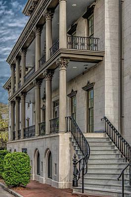 Rusty Trucks - Southern Stairs, Savannah by Marcy Wielfaert