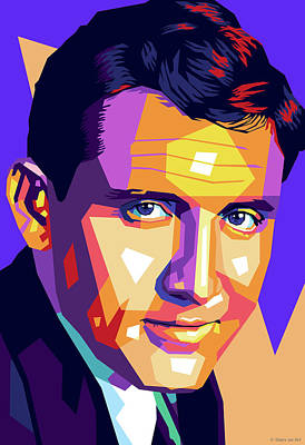 Mixed Media Royalty Free Images - Spencer Tracy Royalty-Free Image by Stars on Art