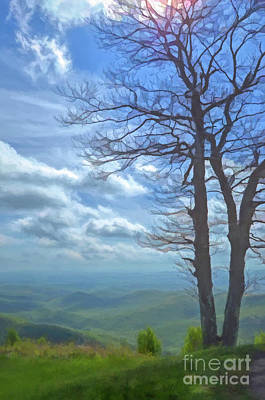 Studio Graphika Literature - Spring Along the Blue Ridge Parkway by Kerri Farley