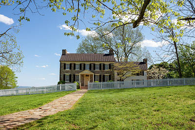 Just Desserts - Spring at Mt Bleak House by David Beard