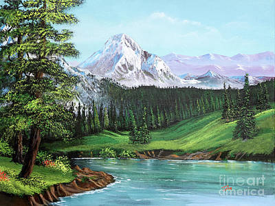 Painting - Spring by Gary 'TAS' Thomas