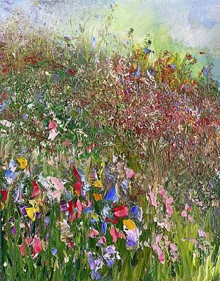 Painting - Spring Hill  by Julia S Powell