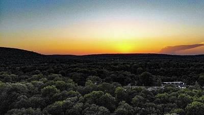 Photograph - Spring Sunset 1 by Jason Nicholas