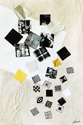 Photograph - Square Dances Series No.3 by Jessica Levant