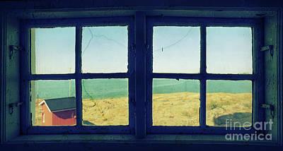 Photograph - Squared Demarcation by Naoki Takyo