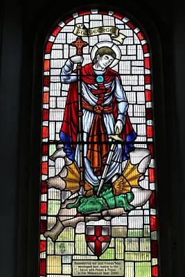 Paul Mccartney - St George by Michaela Perryman