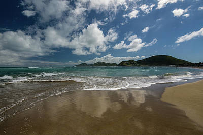 Photograph - St. Kitts Beach by Christopher Nelson