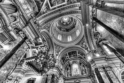 Book Quotes - St Pauls Cathedral Mdina  by David Pyatt