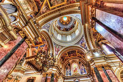 Book Quotes - St Pauls Cathedral Mdina Malta by David Pyatt