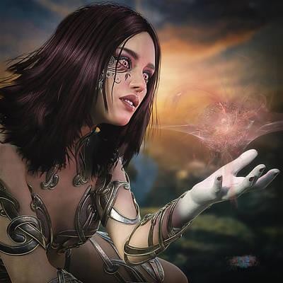 Marvelous Marble - Star Catcher by Jennifer Donohoe