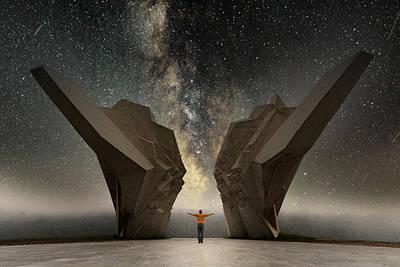 Photograph - Stardust by Bez Dan