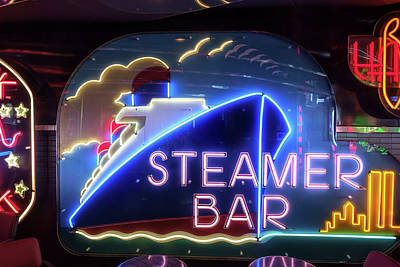 1-war Is Hell - Steamer Bar by Louis Ferreira