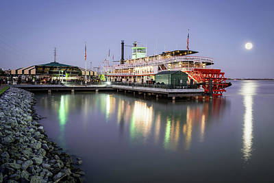Photograph - Steamer Natchez 2 by Chase This Light Photography