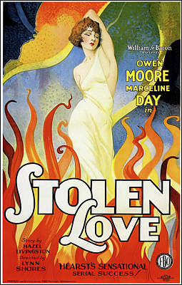 Royalty-Free and Rights-Managed Images - Stolen Love, 1928 by Stars on Art