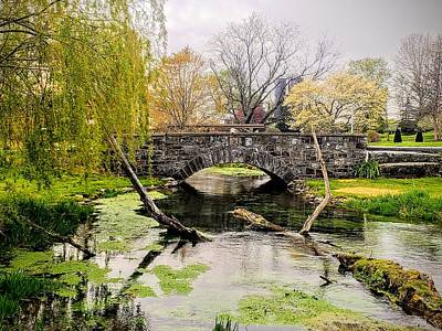 Keith Richards - Stone Bridge  by Paul Kercher