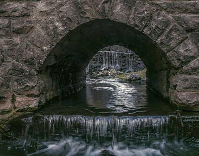 Keith Richards - Stone Bridge Waterfall by Dan Sproul