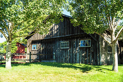 Photograph - Stoney Creek Sawmill by Michael Osinski